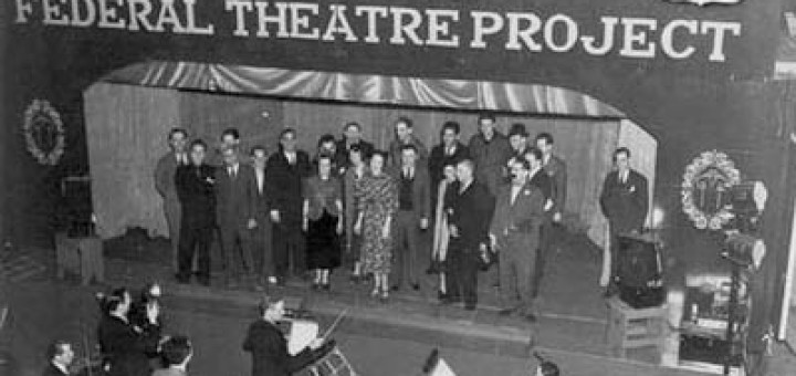 federal theater project